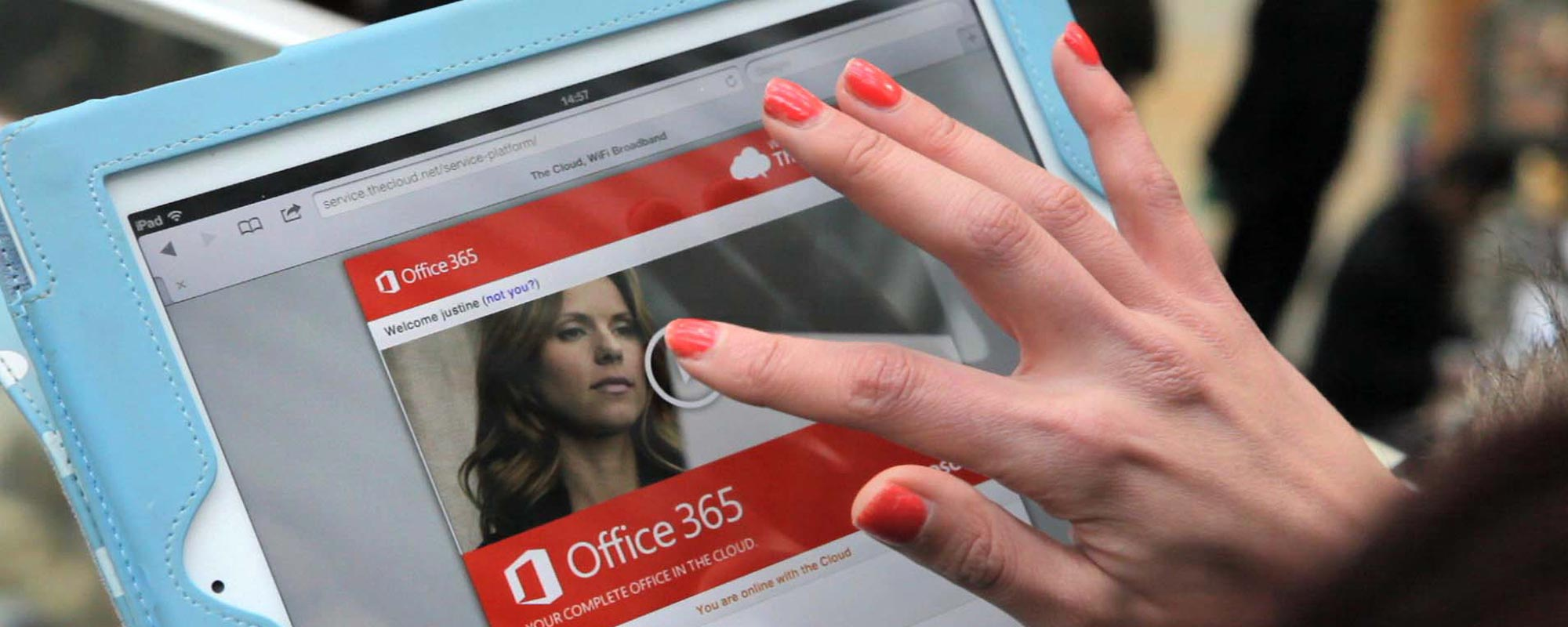 OOH Case Study - 'Work From Anywhere' with Office 365