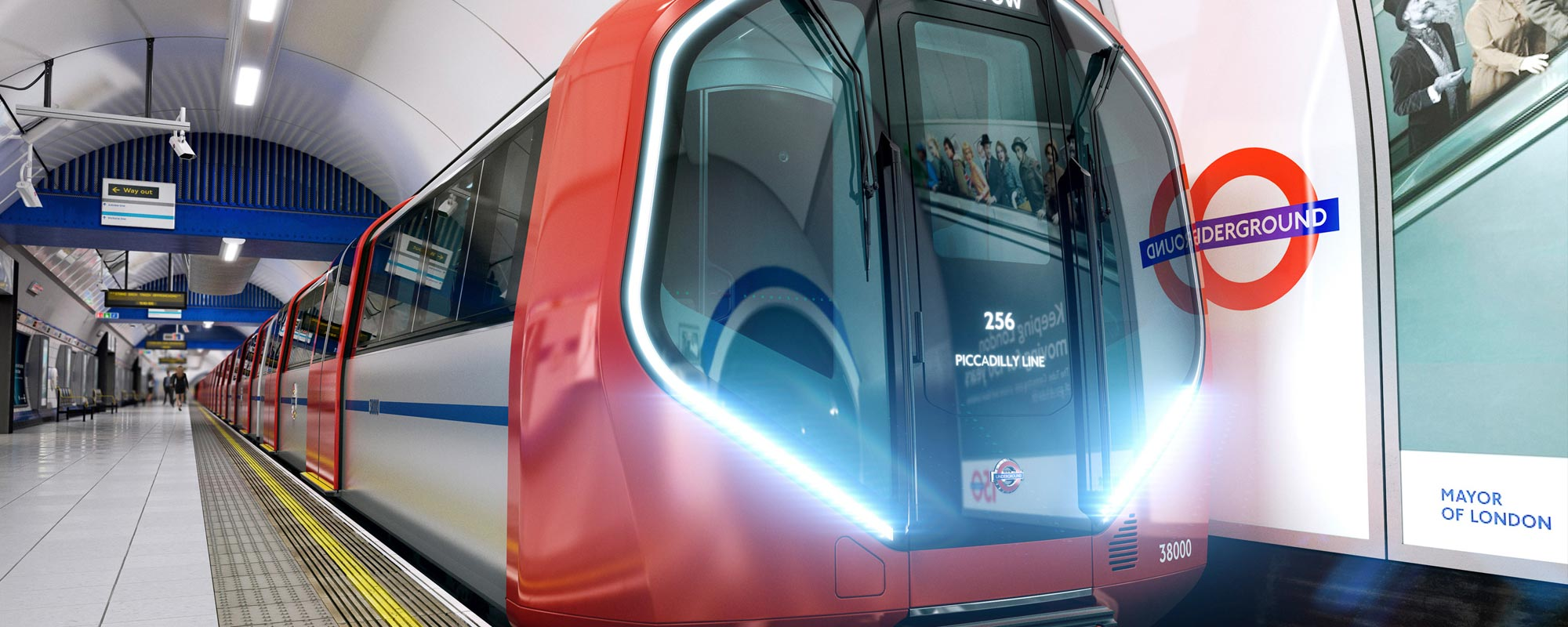 TfL announced that it has selected Exterion Media as its new commercial Partner