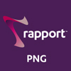 Rapport Logo – Reverse No Strap (PNG)