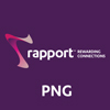 Rapport Logo – Reverse Strap 1 (PNG)