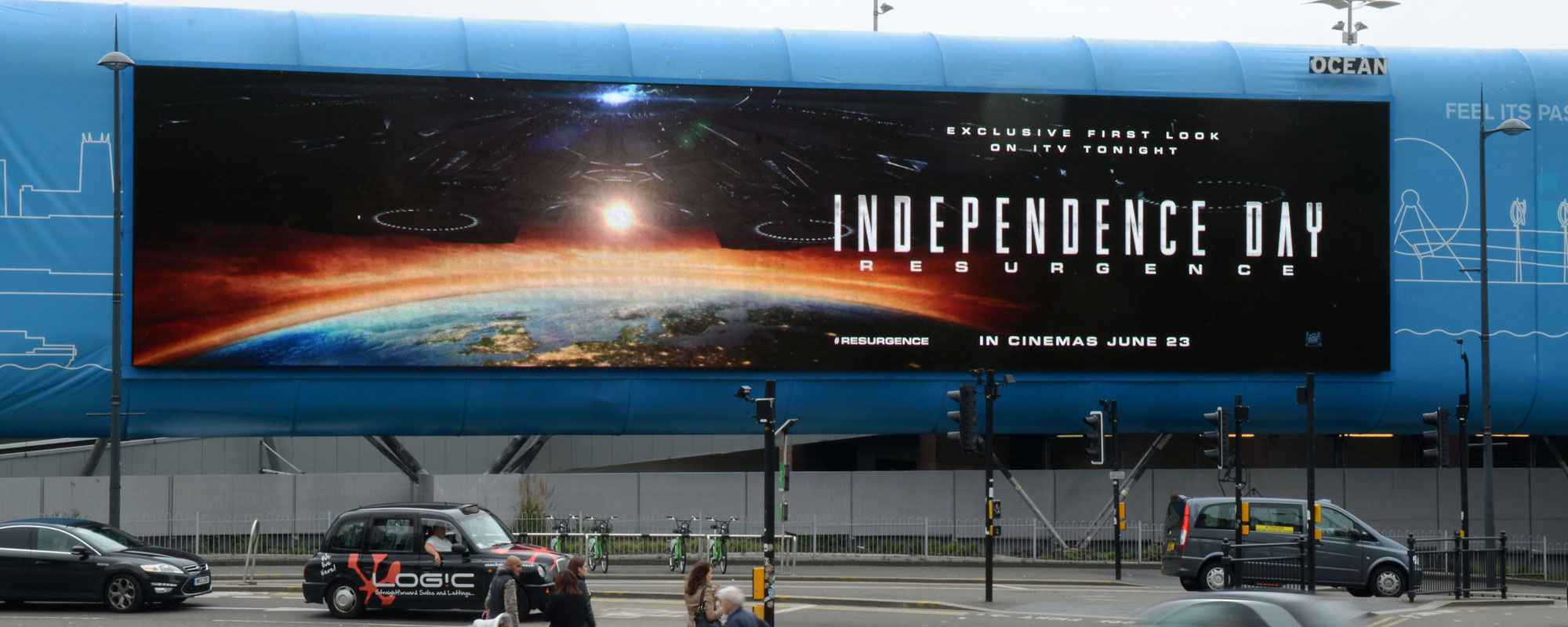 Rapport Independence Day: Resurgence