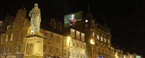 Canada Goose Light Up City Landscapes with Stunning Out-of-Home Projections