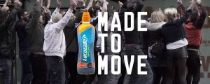 Lucozade Sport Surprises Commuters with Live Fitness Sessions at a Bus Shelter