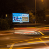 Aldi Amplify Press Campaign Using Digital Out-of-Home