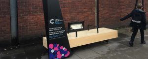 Cancer Research Smart Benches