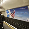 American Airlines Re-Appraisal Takes Off with Spectacular OOH