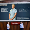 Brands Donate Ad Space in Recognition of Marie Curie Nurses Working the Extra Hour