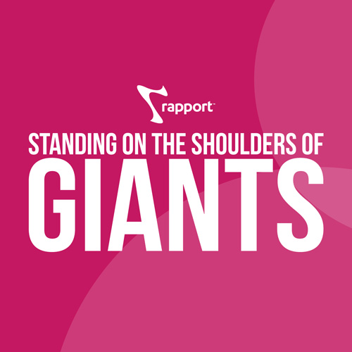 Digital research - Standing on the shoulders of giants