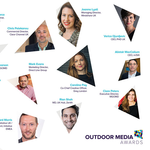 The Outdoor Media Awards 2018 Judges Announced!